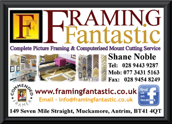 Click to visit Framing Fantastic website